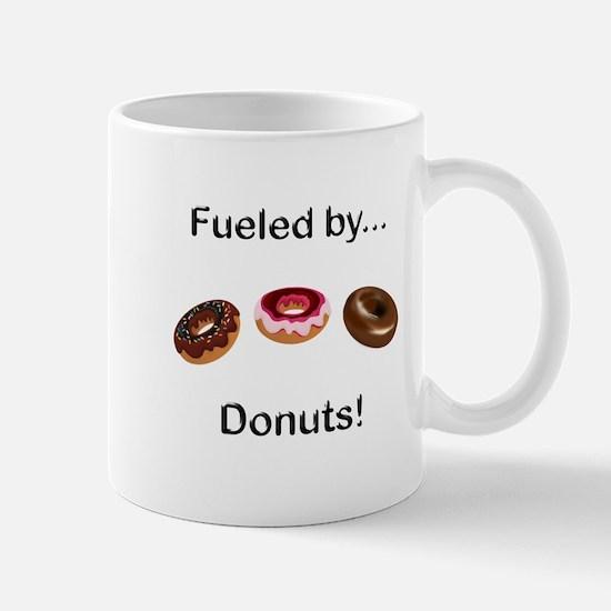 Fueled by Donuts Mug