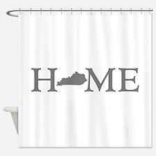 Kentucky Home Shower Curtain
