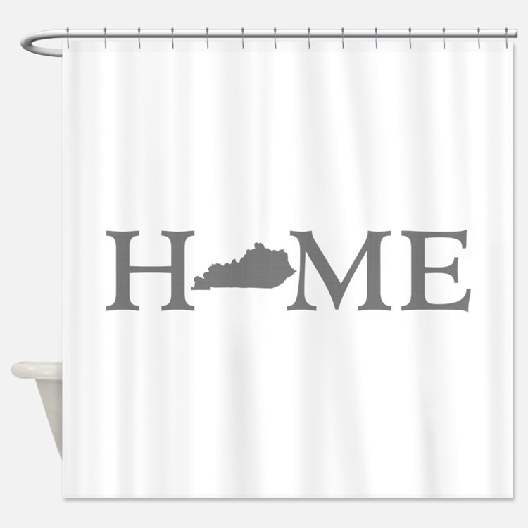 Kentucky Home Shower Curtain