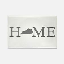 Kentucky Home Rectangle Magnet