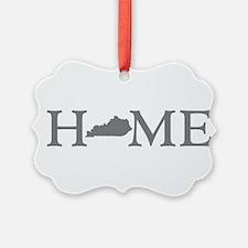 Kentucky Home Ornament