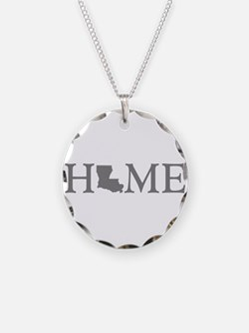 Louisiana Home Necklace