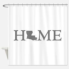 Louisiana Home Shower Curtain