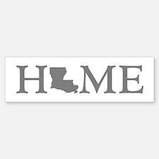 Louisiana Home Bumper Bumper Sticker