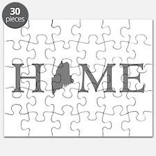 Maine Home Puzzle