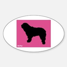 SWD iPet Oval Decal