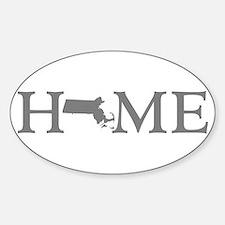 Massachusetts Home Decal