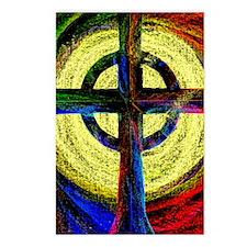Celtic Resurrection Postcards (Package of 8)