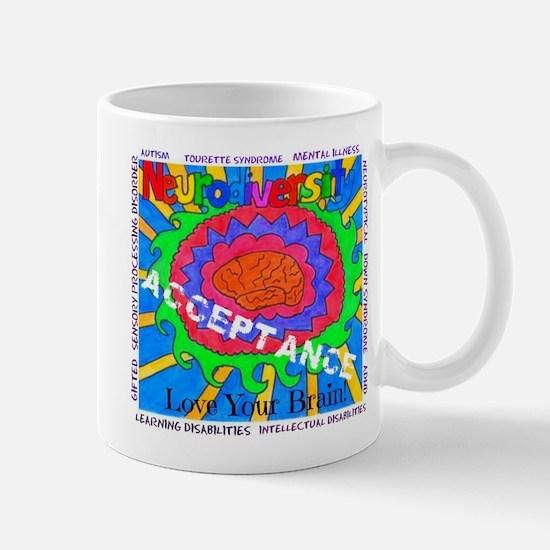 LoveYourBrain Mugs
