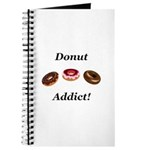 Donut Addict Journal