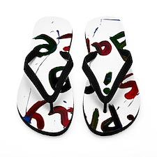 play sing dance Flip Flops