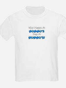 Stays At Mummus T-Shirt