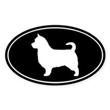 Australian Terrier (long tail) Decal