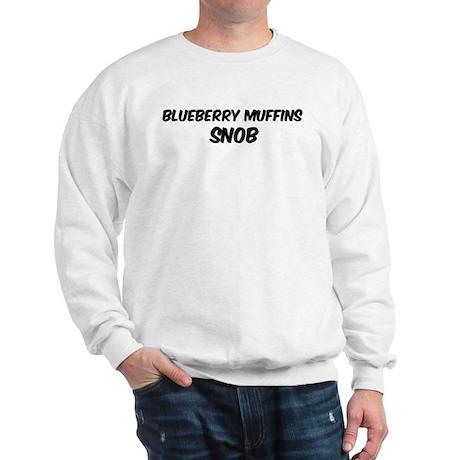 Blueberry Muffins Sweatshirt