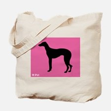 Sloughi iPet Tote Bag