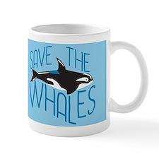Save the Whales Mug