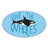 Blackfish Bumper Stickers