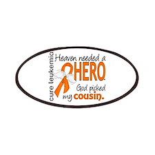 Leukemia Heaven Needed Hero Patches