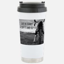 GRIP IT AND RIP IT Travel Mug