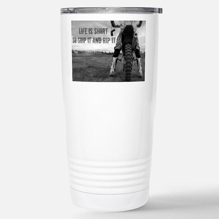 GRIP IT AND RIP IT Travel Mug