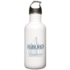 Laguna Beach - Sports Water Bottle