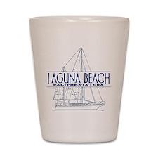 Laguna Beach - Shot Glass