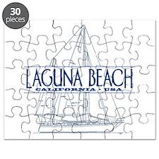 Laguna Beach - Puzzle