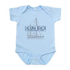 Laguna Beach - Infant Bodysuit