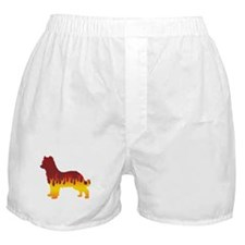 Pyrenean Flames Boxer Shorts