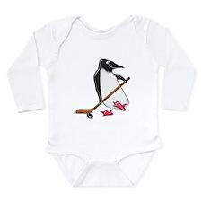 Penguin Hockey Player Body Suit