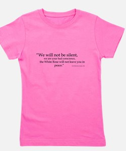 We will not be silent! T-Shirt