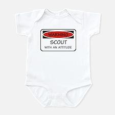 Attitude Scout Infant Bodysuit