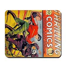 Thrilling Comics #7 Mousepad