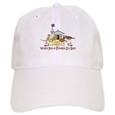 Jesus Ponies - Section Two Baseball Cap