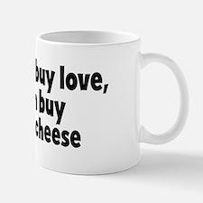 colby-jack cheese (money) Mug