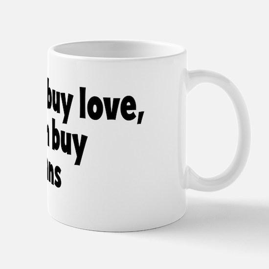 soybeans (money) Mug
