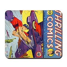 Thrilling Comics #10 Mousepad