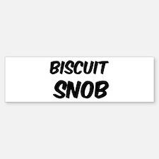 Biscuit Bumper Bumper Bumper Sticker
