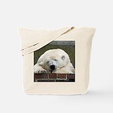Polar bear 003 Tote Bag