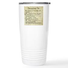 December 7th Travel Mug