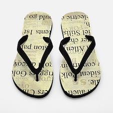December 5th Flip Flops