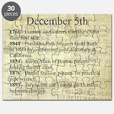December 5th Puzzle