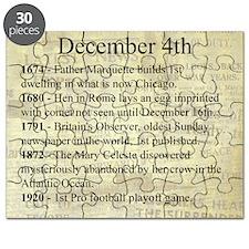 December 4th Puzzle