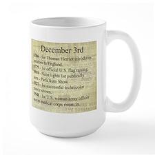 December 3rd Mugs
