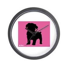 Schnoodle iPet Wall Clock