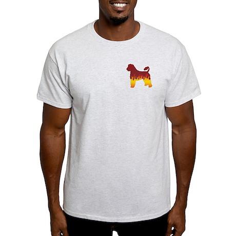 Portie Flames Light T-Shirt