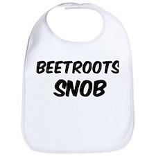 Beetroots Bib