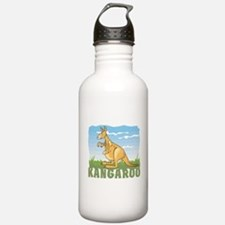 Kid Friendly Kangaroo Water Bottle