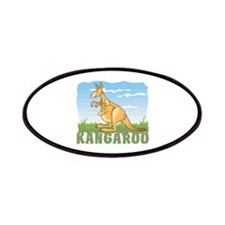 Kid Friendly Kangaroo Patches