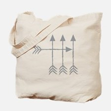 4 four arrows Tote Bag